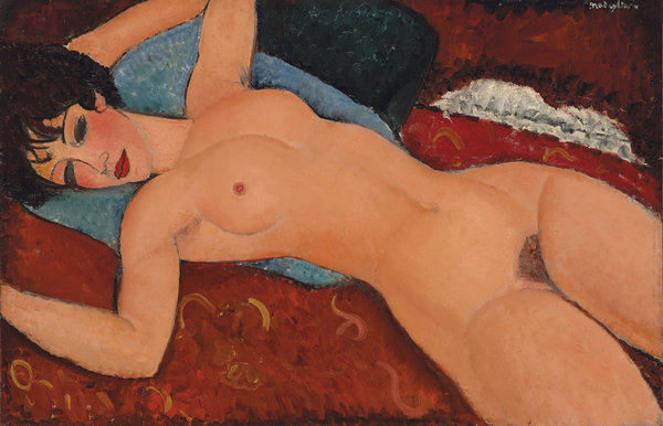Image: Former taxi driver pays $170 million for a painting