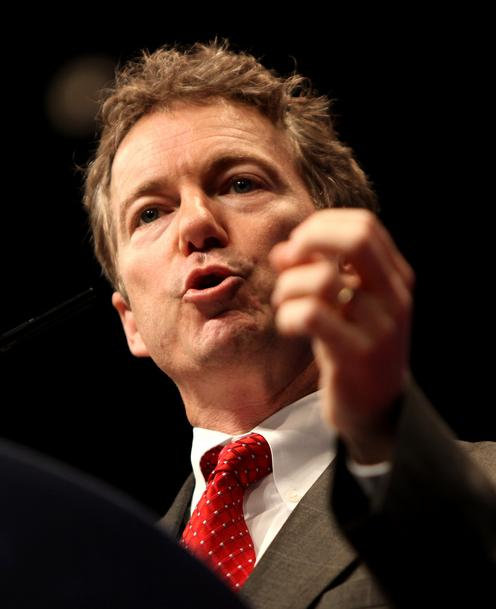 "Image: Rand Paul calls socialism ""the most anti-choice economic system"""