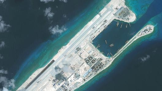 China says it's ready if U.S. 'stirs up any conflict' in South China Sea
