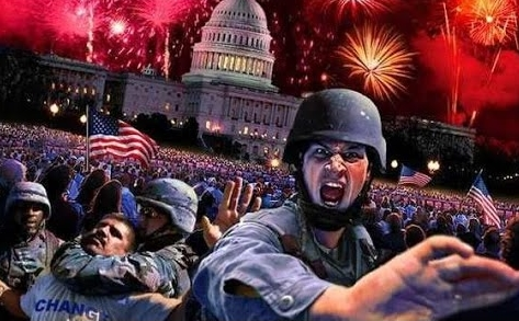 Obama's 6-part plan to declare martial law in America