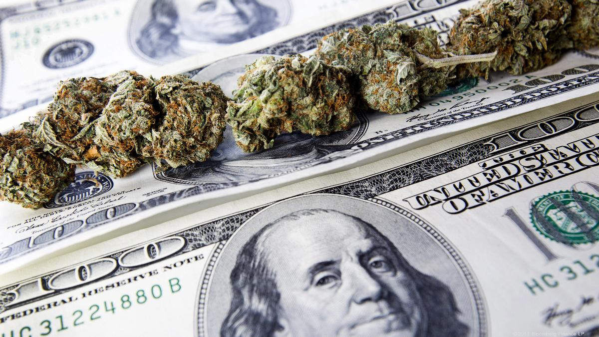Image: States are missing out on billions in legal marijuana revenues