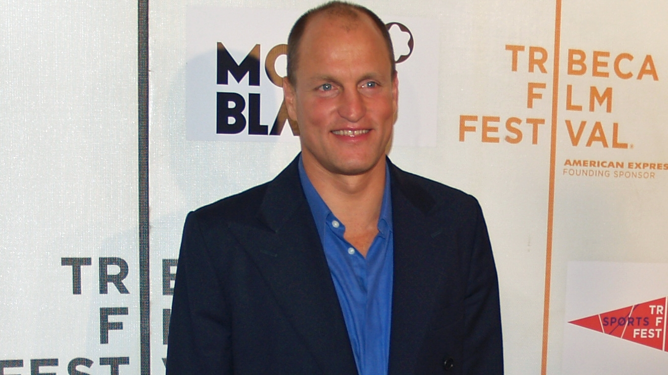 """Woody Harrelson destroys the myth of our current political system: """"I am really not a believer in big government"""""""
