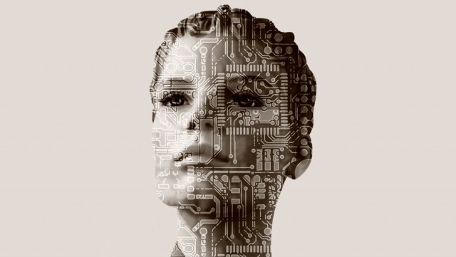 Image: Why the next 'human rights' issue will be inhuman… Oxford mathematician believes Artificial Intelligence should have rights