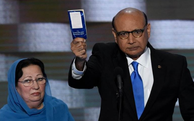 Image: Panic Mode: Khizr Khan Deletes Law Firm Website that Specialized in Muslim Immigration