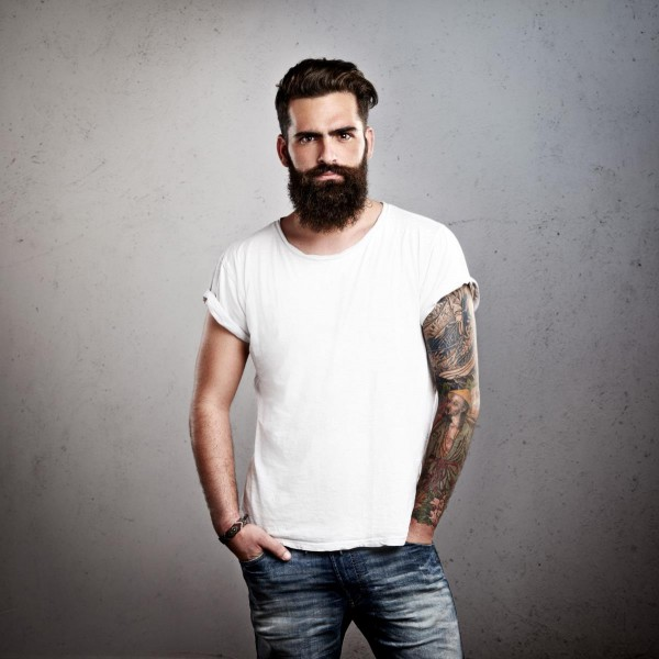 Beards and tattoos dating site