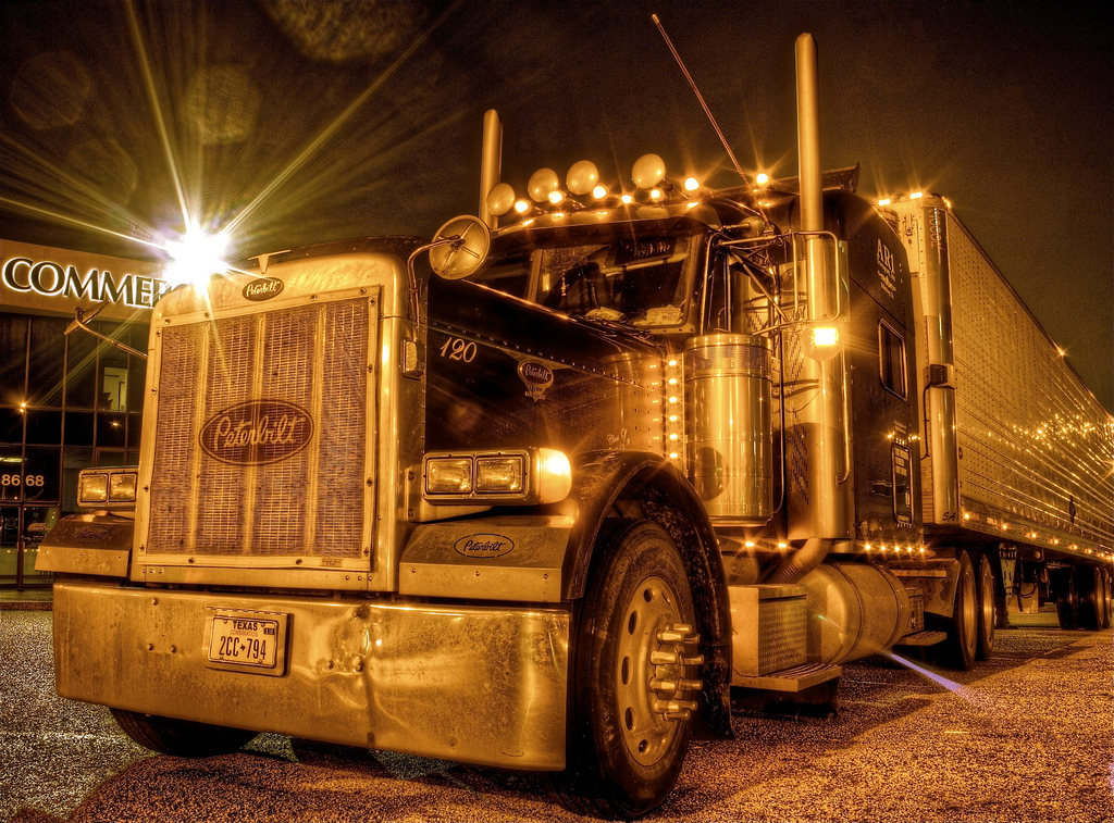 Big Rig Coming For You : Coming soon big rigs driving themselves across america s