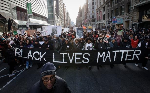 Image: Total stupidity: Black Lives Matter claims that climate change is 'racist'