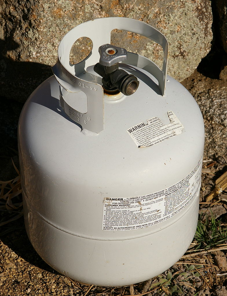 Image: Are U.S. cities about to be targeted with propane bombs?
