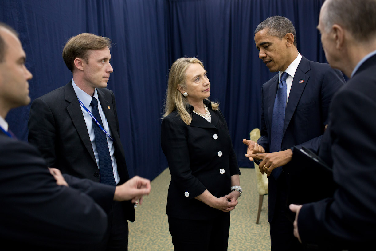 Image: Wikileaks proves Hillary behind long list of negative scandals pushed about Obama
