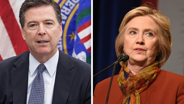 Criminal INTENT: That time James Comey should have been busted for mishandling classified information