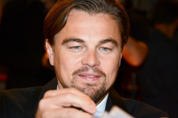 Image: Leonardo DiCaprio: People who believe in the laws of physics should not be allowed to hold public office