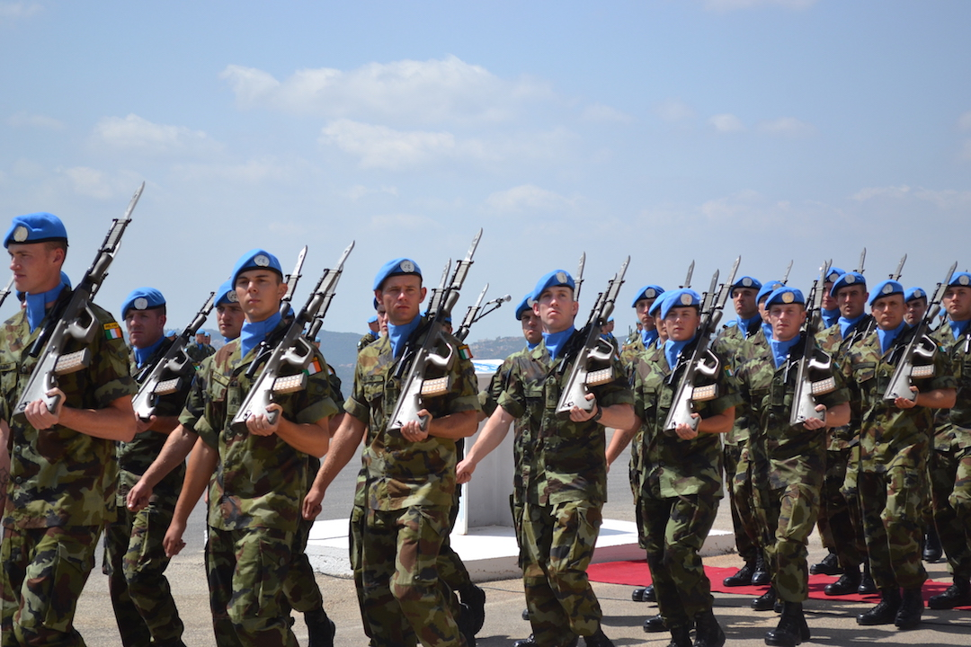 UN 'peacekeeping' troops who've raped women and children across the world are coming to America