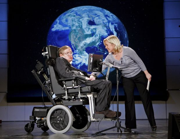 Image: Stephen Hawking doubts humans will survive 'our fragile planet' another 1,000 years