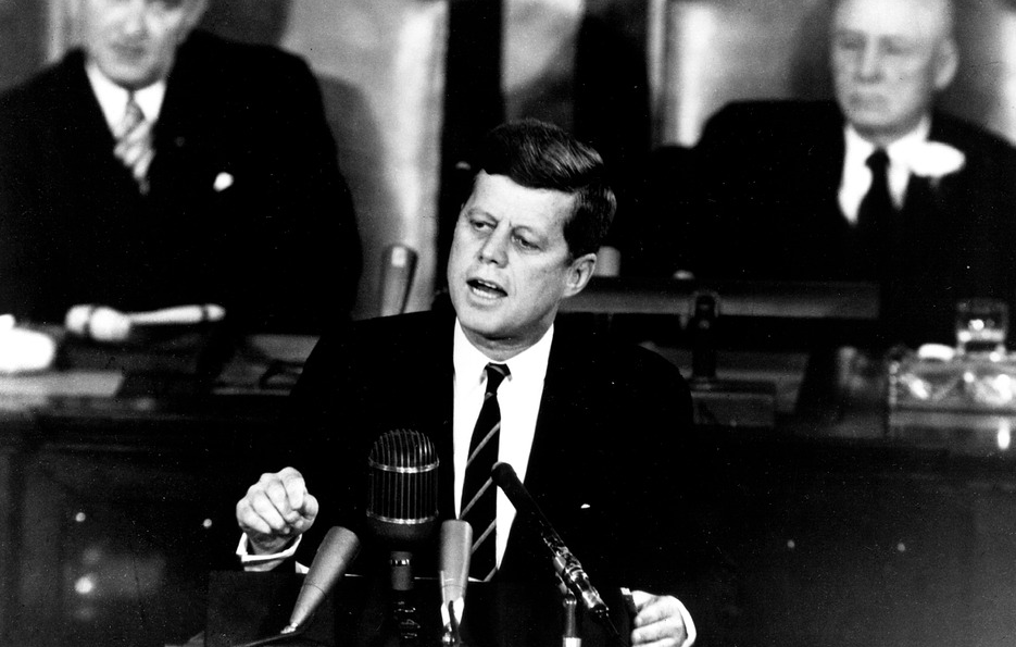 Image: Flashback: The CIA finally admitted to covering up the JFK assassination last year