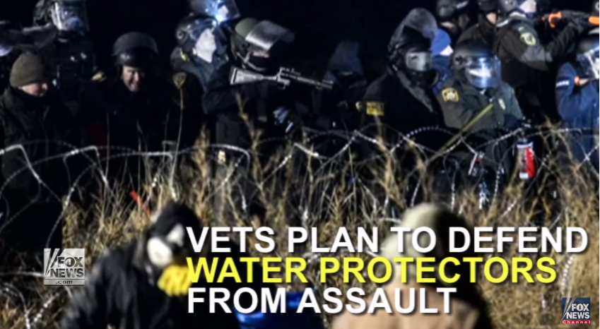 Image: Thousands of veterans coming to aid Standing Rock : 5 facts you should know
