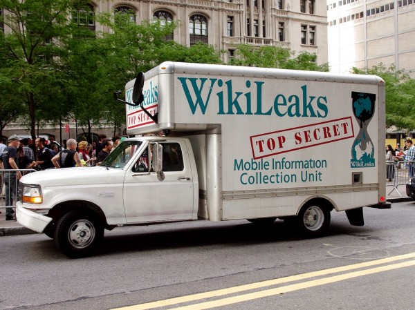 Image: WikiLeaks servers under attack after latest DNC leak
