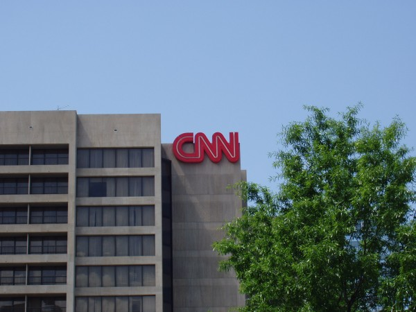Image: CNN accused of racist discrimination against black employees, after labeling Trump a 'racist'