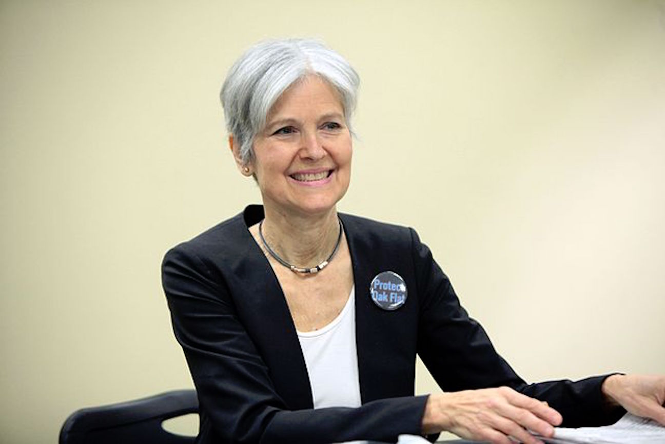 Image: Why Jill Stein's voter recount is preposterous, won't change anything for Hillary