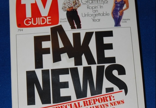 Image: Five times the lying mainstream media was caught publishing 'fake news'