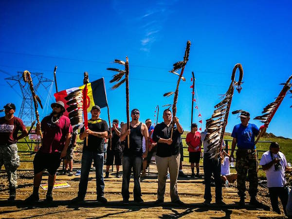 Image: Standing Rock victory in North Dakota as US Army Corps of Engineers revokes pipeline permits