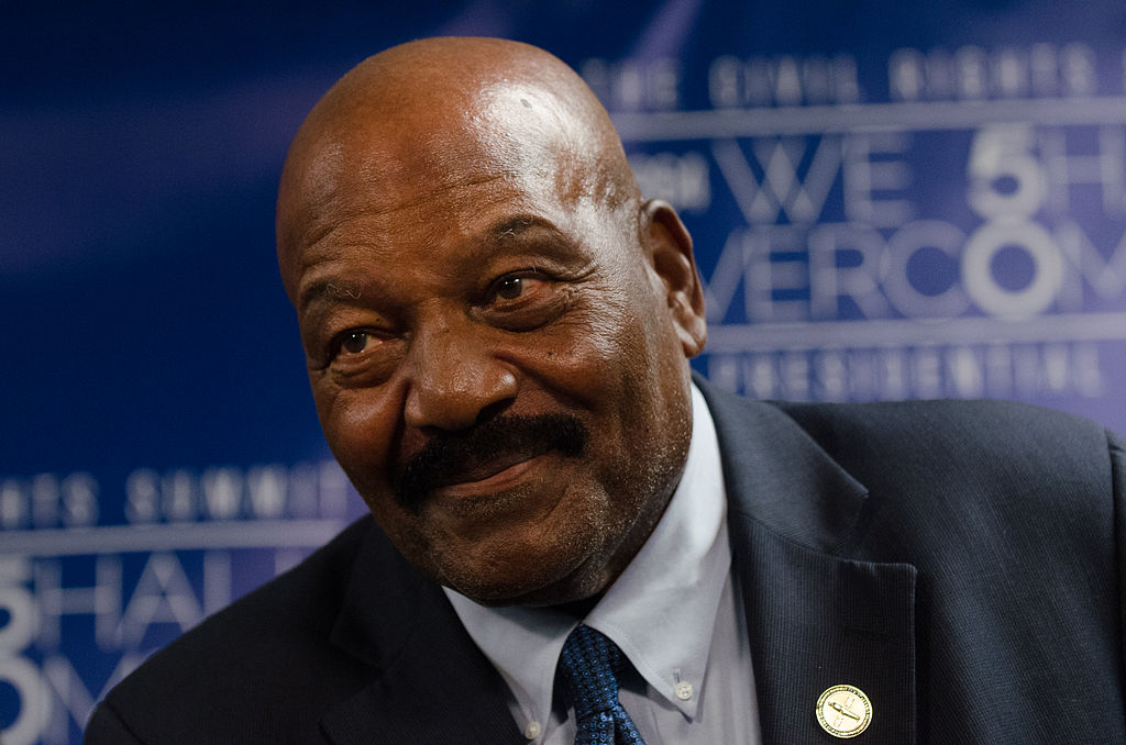 Image: NFL Hall of Famer Jim Brown: Trump won 'fair and square' – 'I'm going to support him as president'