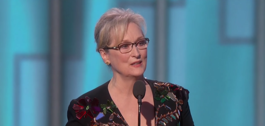 Meryl Streep is either lying about Harvey Weinstein or is a terrible judge of character… what did she really know?