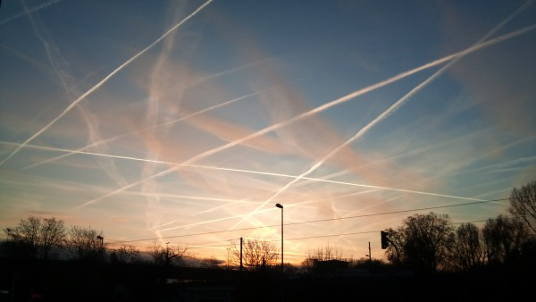 Image: National Academy of the Sciences president harasses nonprofit Geoengineering Watch