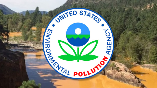 Image: Corruption: Justice Dept. won't prosecute EPA worker over Gold King mine spill
