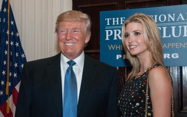 Image: The Atlantic to hire discredited writer who suggested Donald Trump is having sex with his own daughter