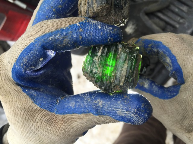 Is the gemstone Tourmaline effective at reducing harmful EMF's?