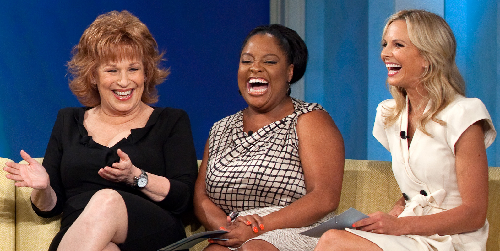 "Image: ""The View"" is now just a hub for liberal zombies to feed on gossip, innuendo and fake news"