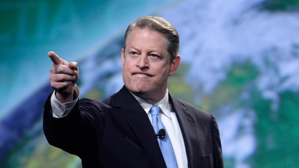 Image: Inconvenient reality: Al Gore's global climate apocalypse never took place… he now says it did but you just couldn't tell