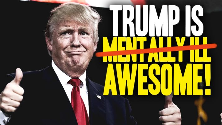 Trump, mental illness, liberals, election, desperation, leftists