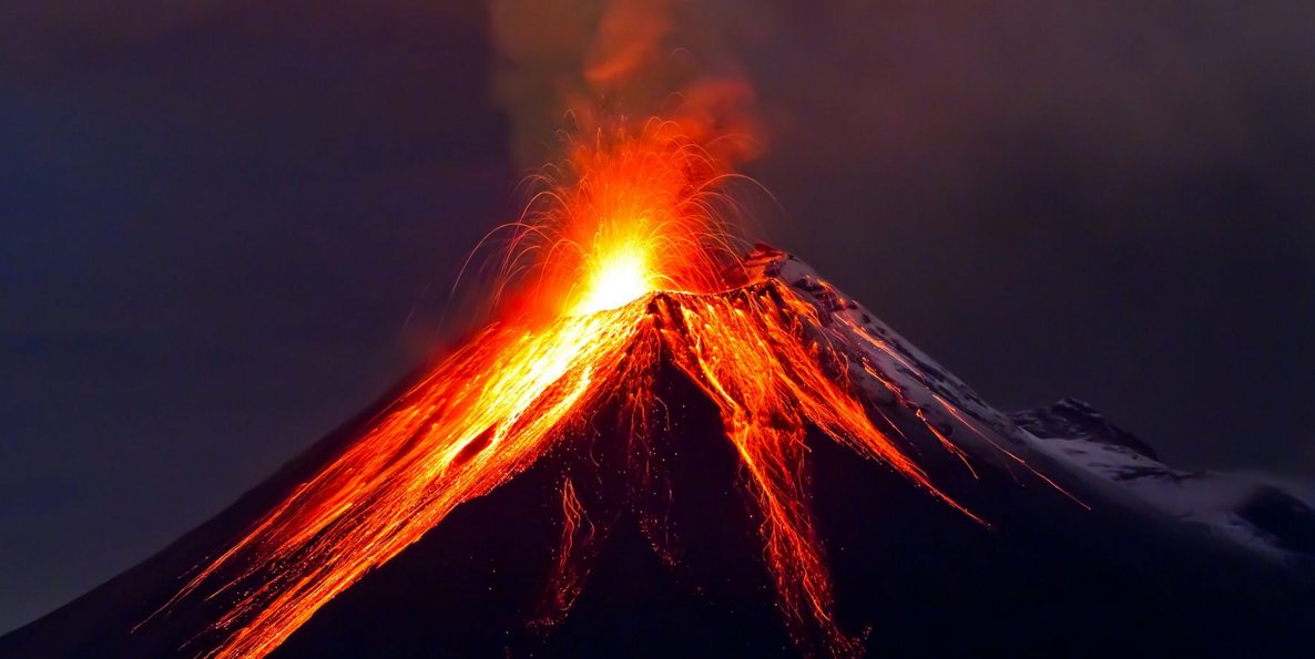 Image: Stunning new discovery: The deadliest volcano in the US is actually cold inside