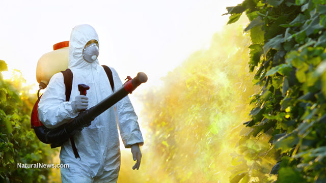 Report: Pesticide poisoning has resulted in 200,000 deaths