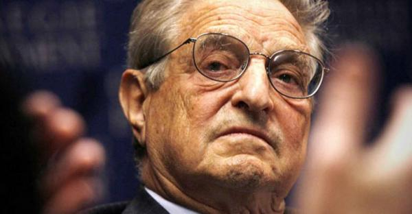 Image: Breitbart's reporting is successfully causing harm to Soros's European agenda