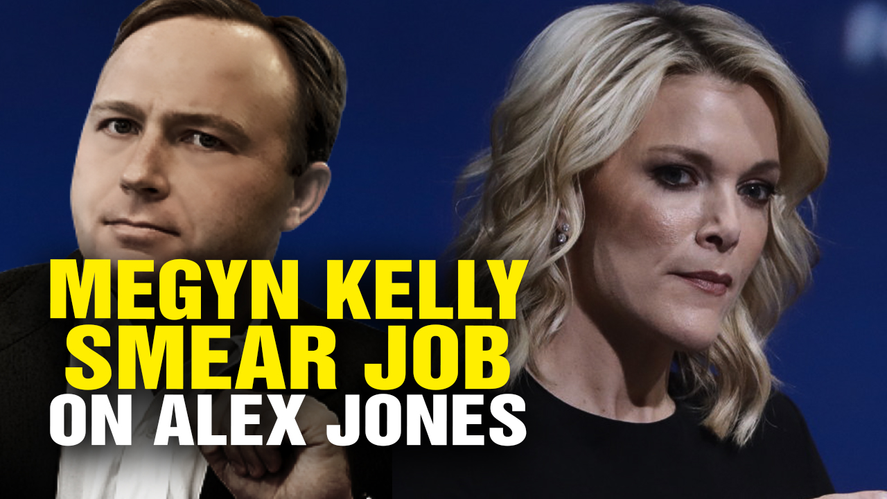 InfoWars LEAK of Megyn Kelly audio reveals how mainstream media propagandists LIE to guests then TWIST the facts to smear people like Alex Jones