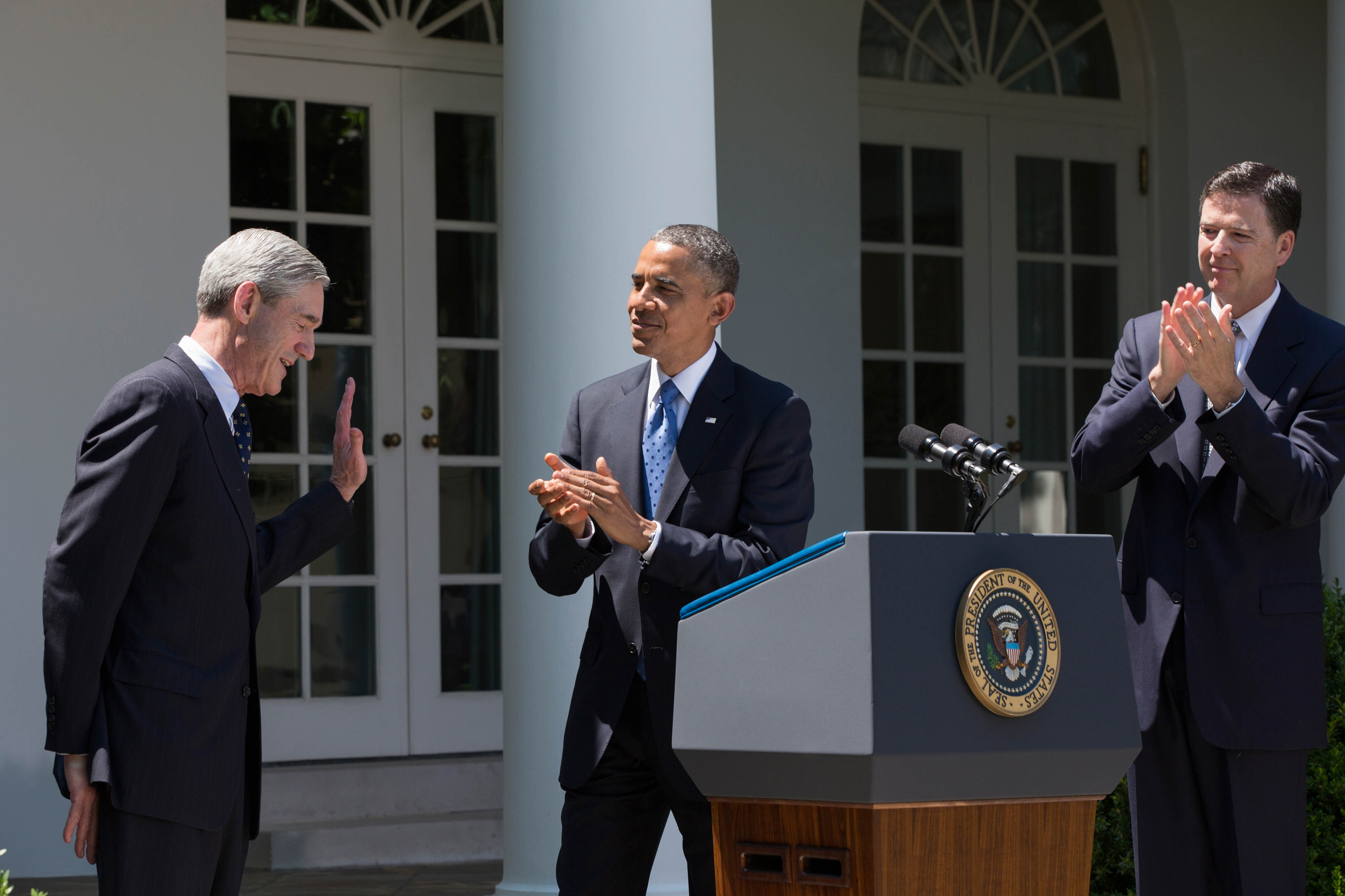 "Mueller's special counsel effort has become nothing more than taxpayer funded ""opposition research"" to defeat Trump in 2020"