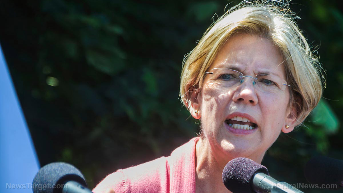 "Elizabeth ""Pocahontas"" Warren's CFPB kept a secret ""slush fund"" to funnel BILLIONS of dollars to Left-wing groups"