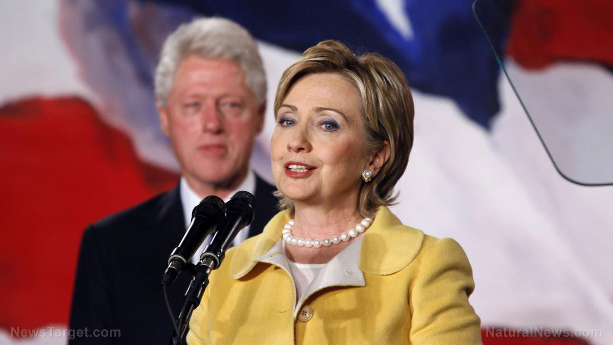Why Bill and Hillary Clinton's LONG history of escaping justice is about to come to an END