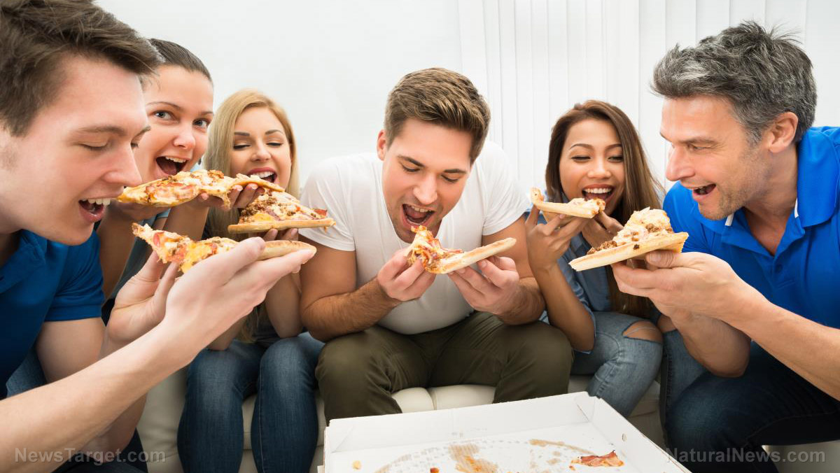 98% Of college students will divulge their friends' emails for a piece of PIZZA