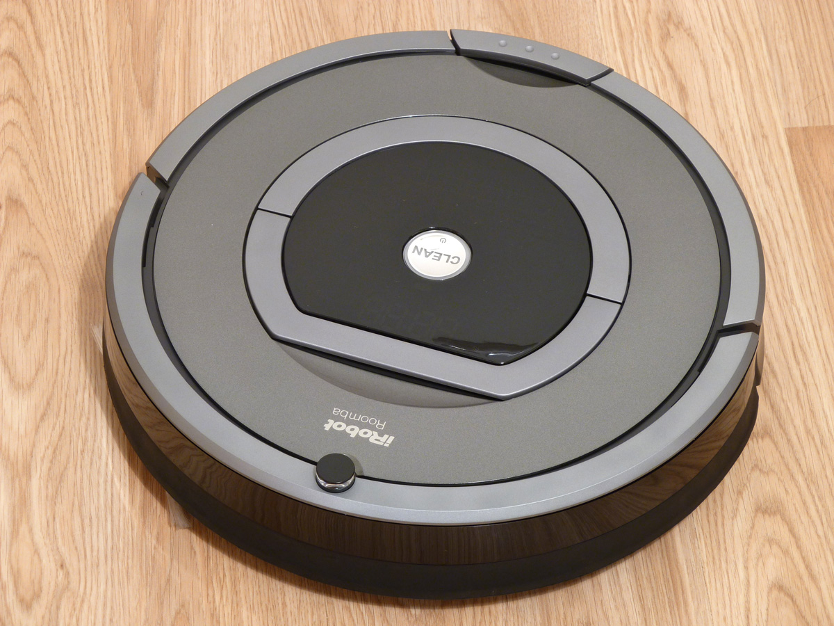 Big Brother Robots Roomba Pursuing Plan To Share 3d Maps