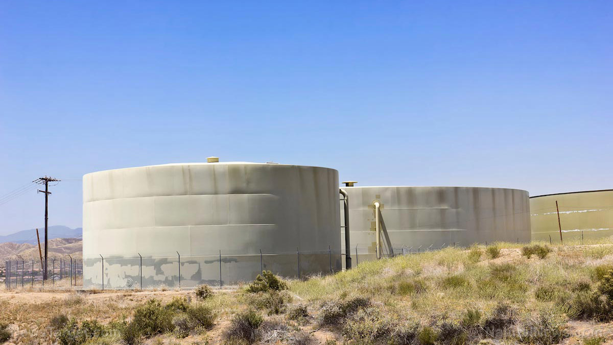 Vegas shooter used incendiary rounds in attempt to BLOW UP massive aircraft fuel storage tanks