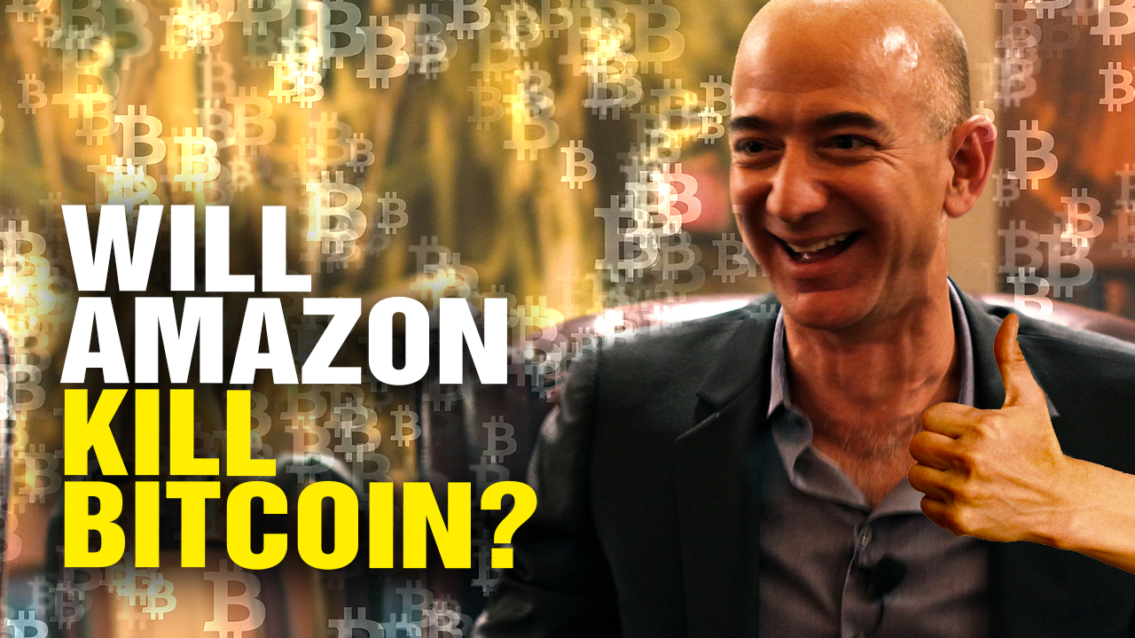 Amazon to launch its own cryptocurrency? New domain registrations provide clues