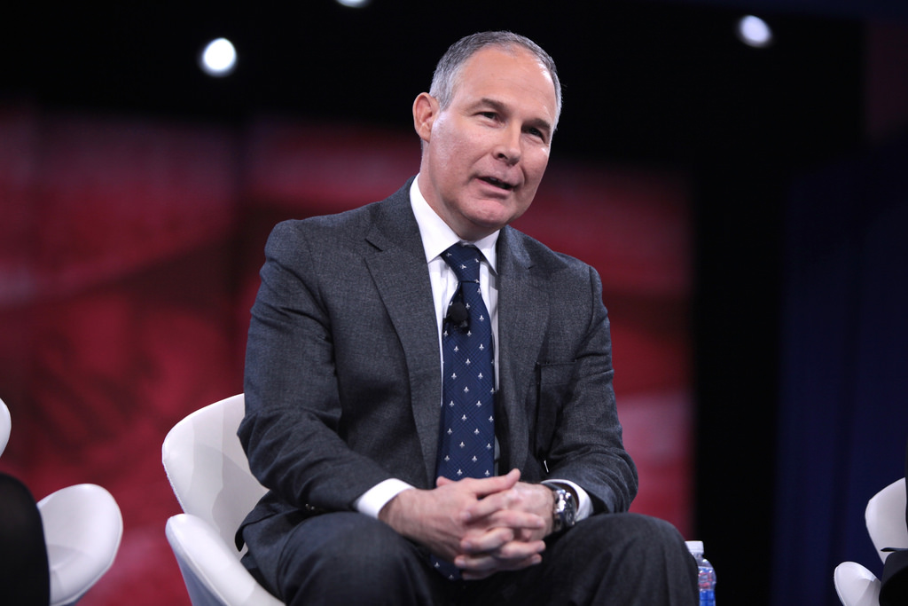 Here's how Trump's EPA boss is transforming the agency BACK into what it was supposed to be in the first place