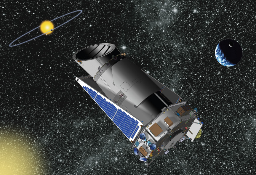 Kepler, NASA's planet-finding spacecraft, about to run out of fuel