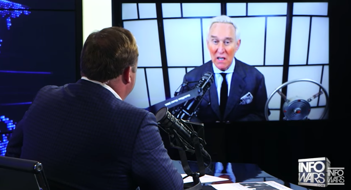 "FBI tried to frame Roger Stone as part of ""Russia collusion"" hoax, but Stone didn't take the bait"