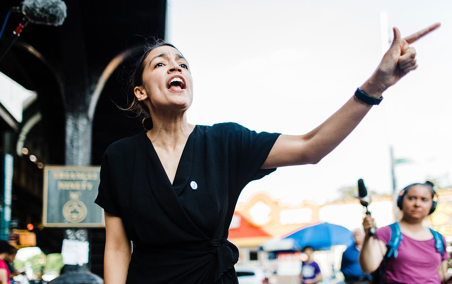 "Left-wing socialist Ocasio-Cortez goes ""full WTF"" trying to explain how government will fund socialized medicine for all"