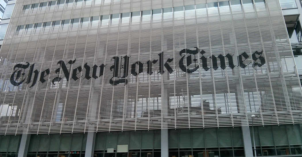 Even after James Comey outs the New York Times for fake news over Russia-Trump collusion, paper won't correct the record