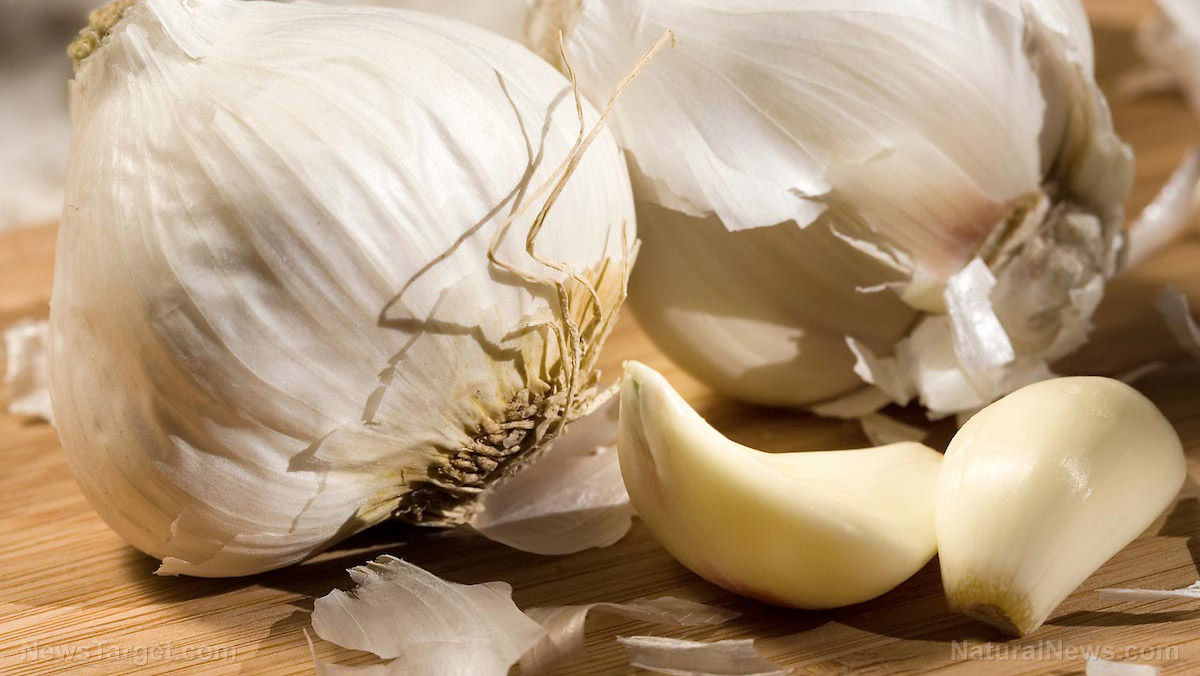 How to make your garlic supply last longer